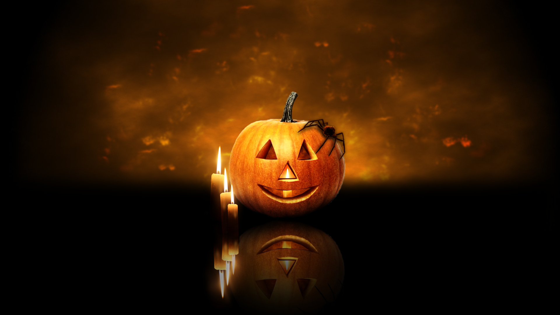 Cute Halloween Desktop wallpaper